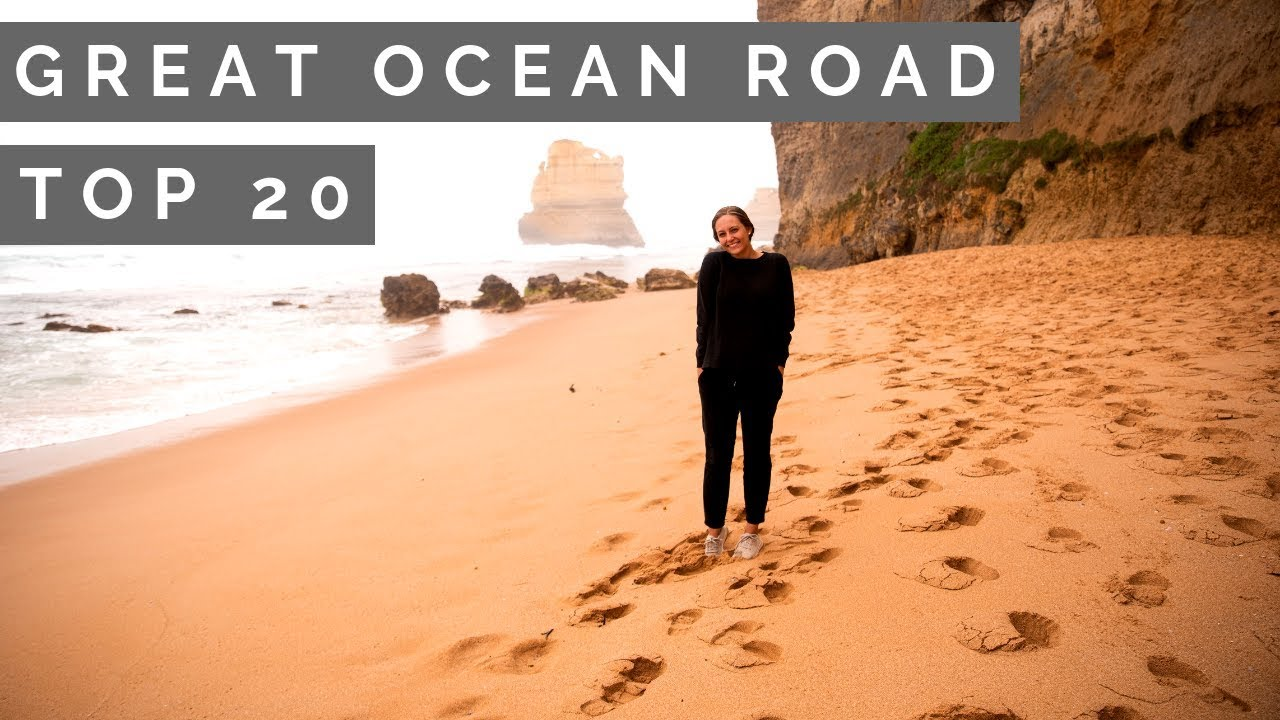 GREAT OCEAN ROAD | Top 20 Things to Do?