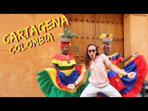 BUDGET BACKPACKER GUIDE TO COLOMBIA COAST – CARTAGENA