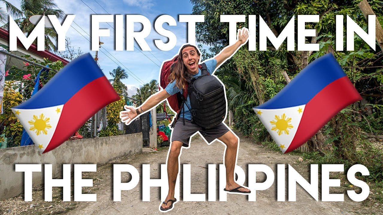 ARRIVING IN THE PHILIPPINES – Couchsurfing in Manila – Travel Vlog Ep1