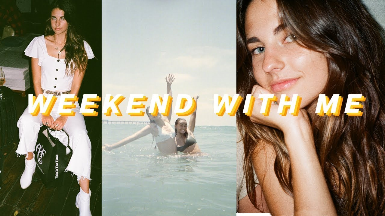 productive summer weekend in my life | vlog