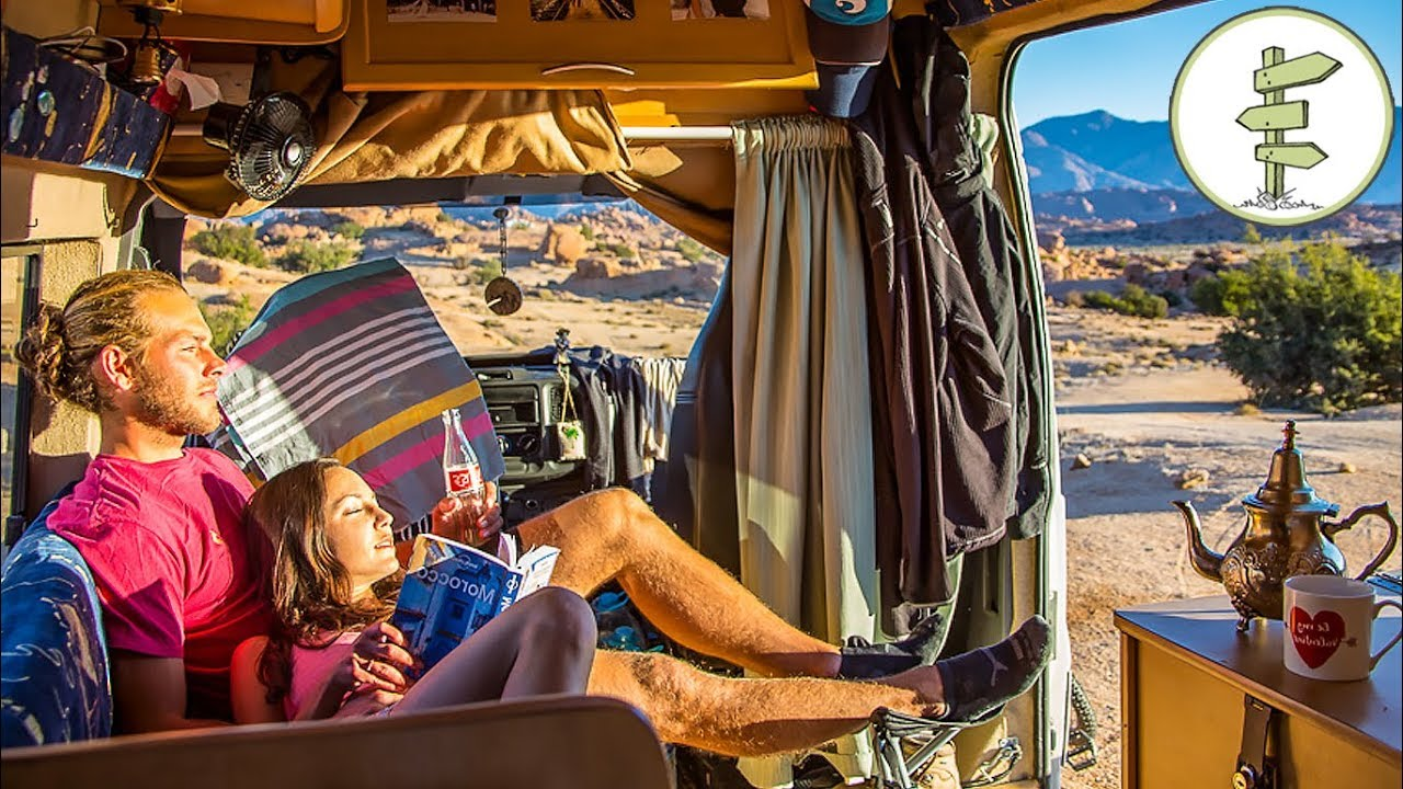 Van Life – Couple Travels Over 20 Countries While Living in Camper Vans