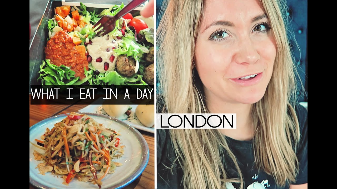 What I Eat In A Day | LONDON