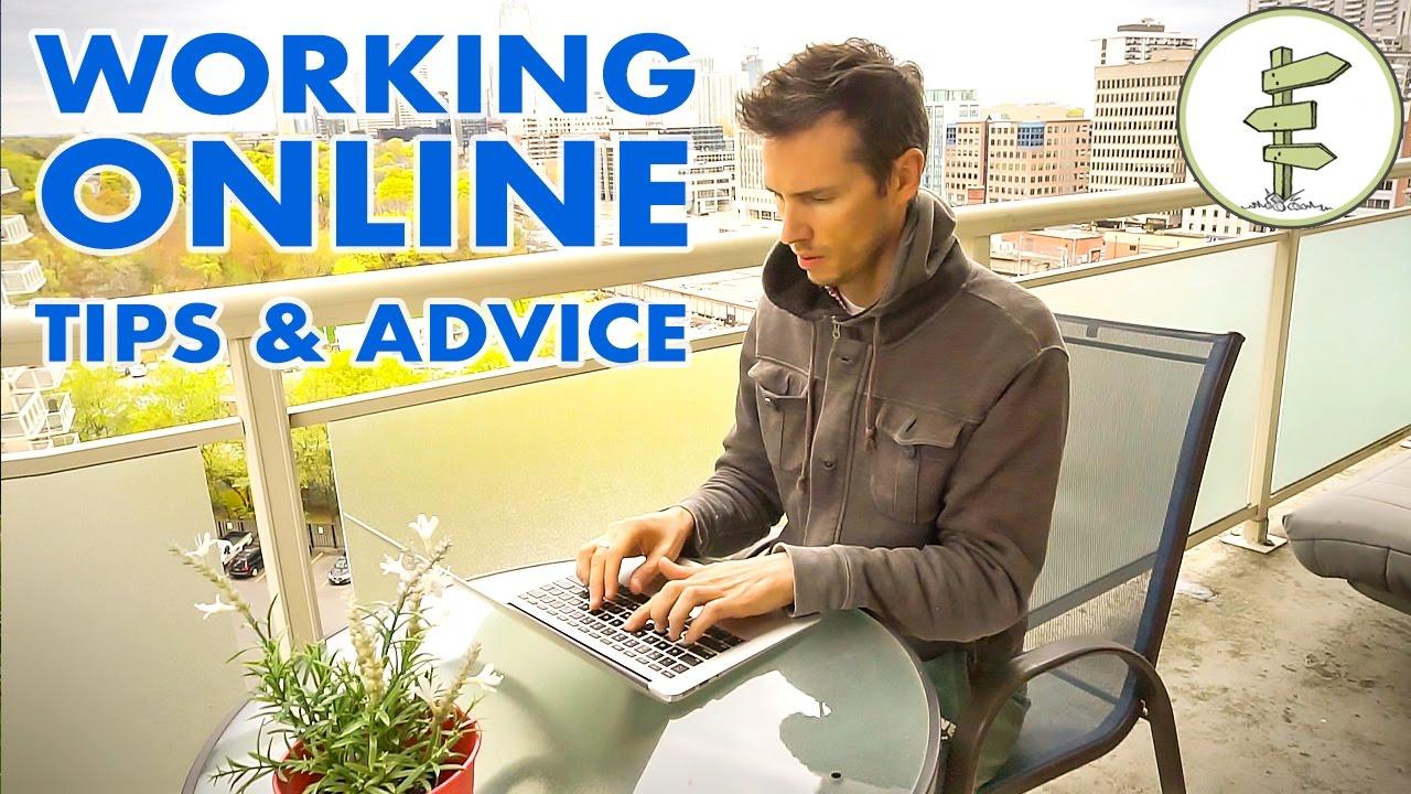 How To Start Working Online – Tips & Advice for New Digital Nomads
