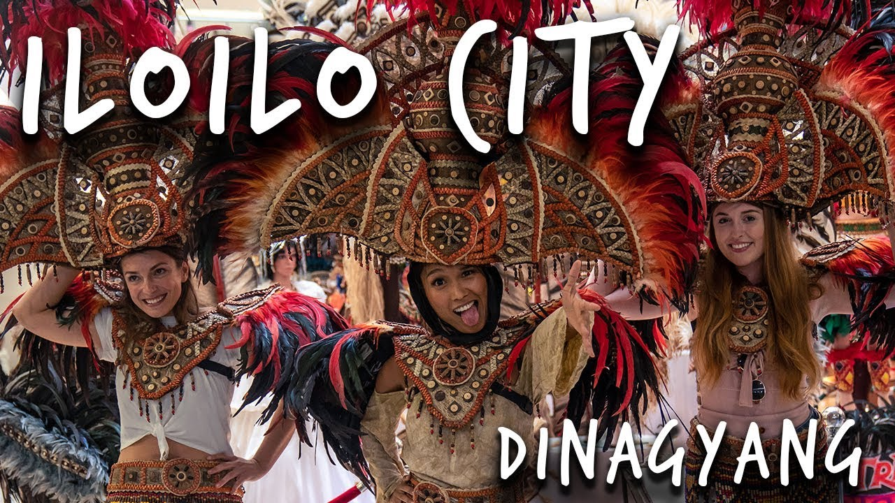 Arriving in ILOILO CITY for DINAGYANG festival 2019