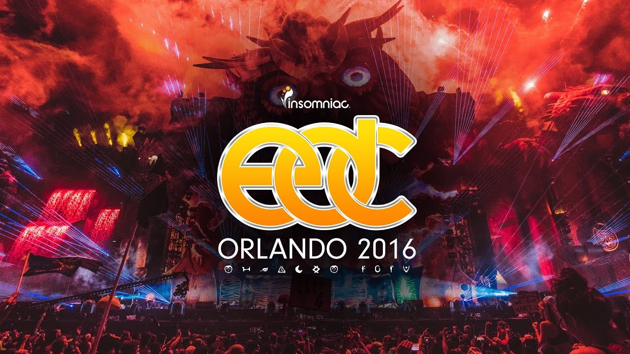 EDC ORLANDO 2016 AFTERMOVIE