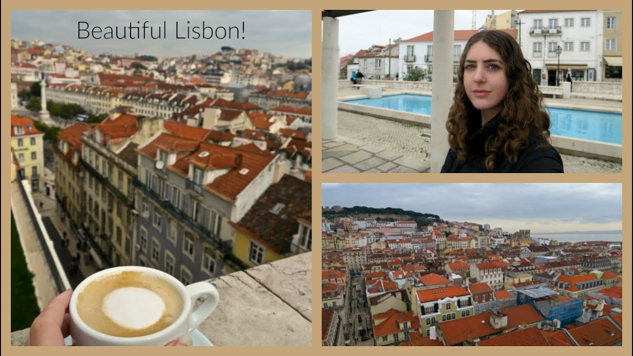 Beautiful Day in Lisbon!