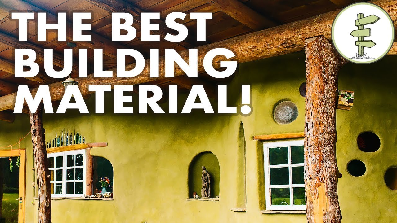 Building with Cob – A Natural & Affordable Way to Build a House