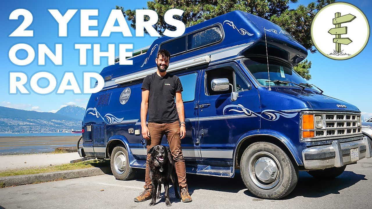 2 Life Changing Years Living in a Van Full Time as Digital Nomad – Micro Documentary