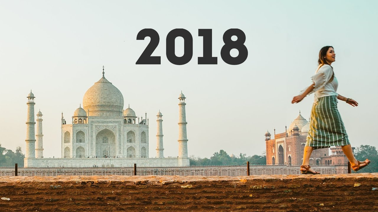 2018 YEAR OF TRAVEL ( My YouTube Rewind! )