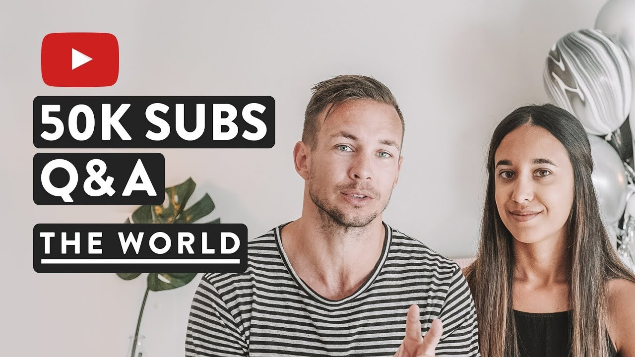 50,000 SUBSCRIBER Q&A  ❤️ Answering Your Questions