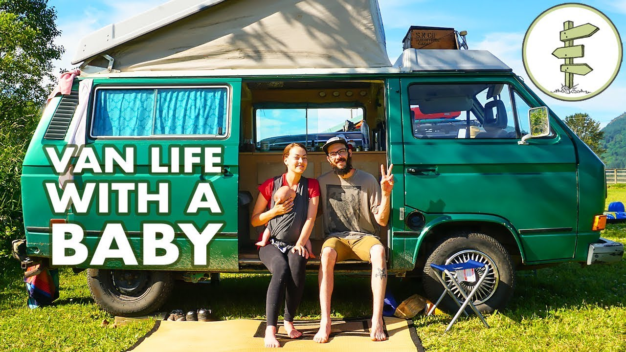 Camper Van Travel with a Baby – Family Van Life