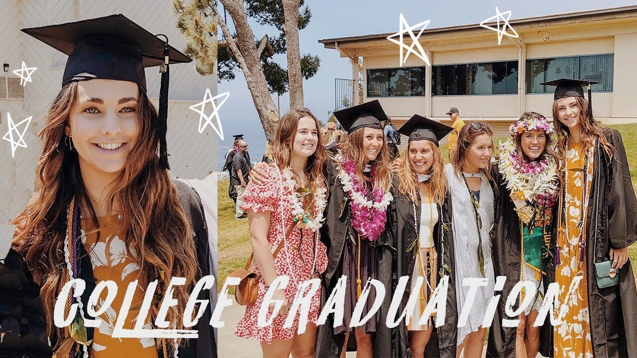 College Graduation Vlog | Day In My Life