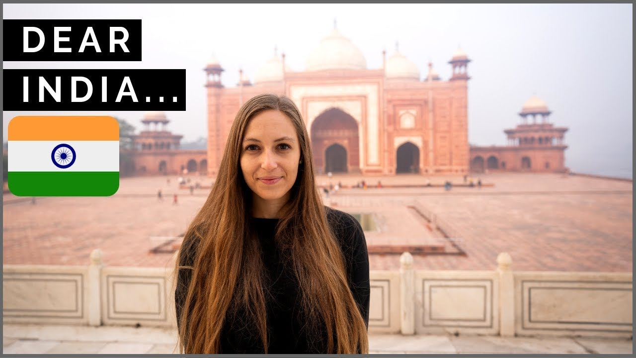 DEAR INDIA… (and those visiting India) | TRIGGER WARNING: Sexual Harassment, Cheap Travel, +