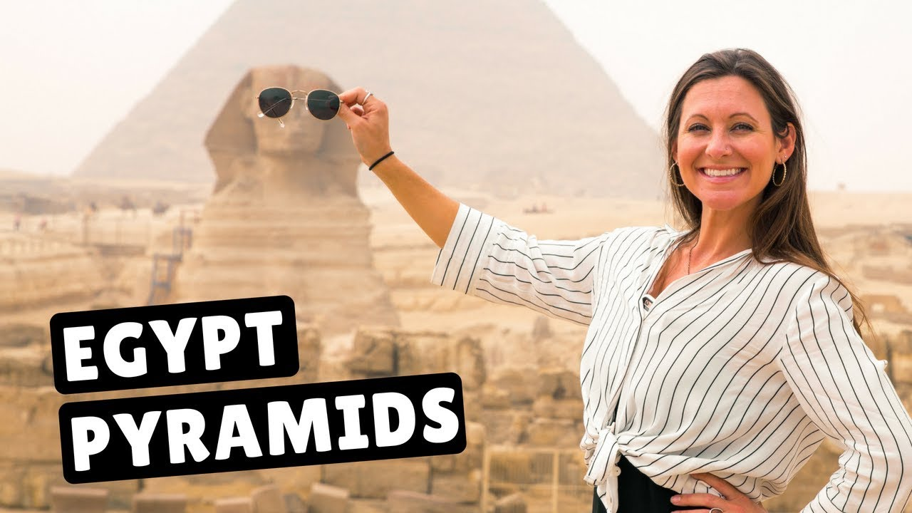 EGYPTIAN PYRAMIDS | Top 11 Tips for Visiting the Pyramids of Giza