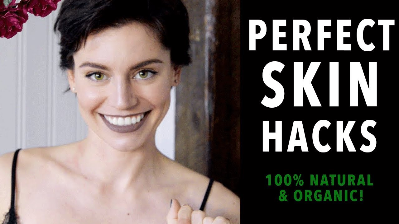 Essential Beauty Hacks – 100% Natural, Affordable, Organic!