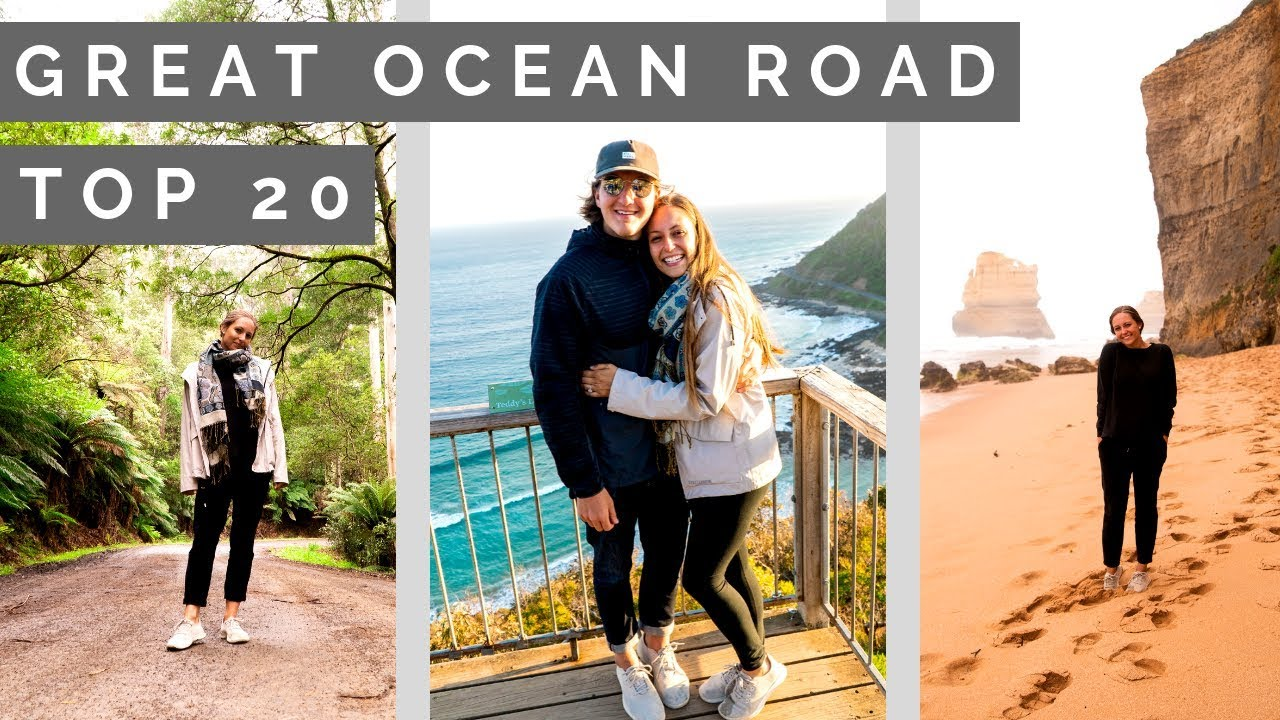 GREAT OCEAN ROAD Best Places to Visit | Top 20 Great Ocean Road Drive