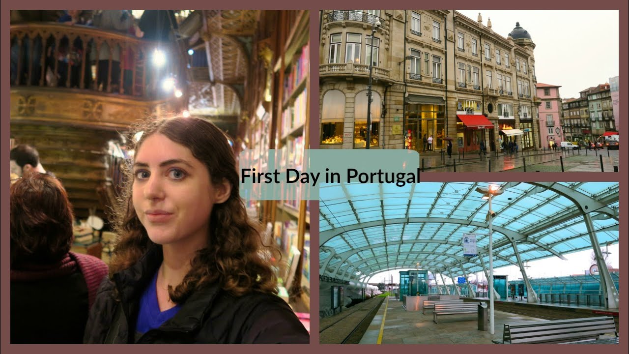 Good End to a Bad Day – Porto, Portugal