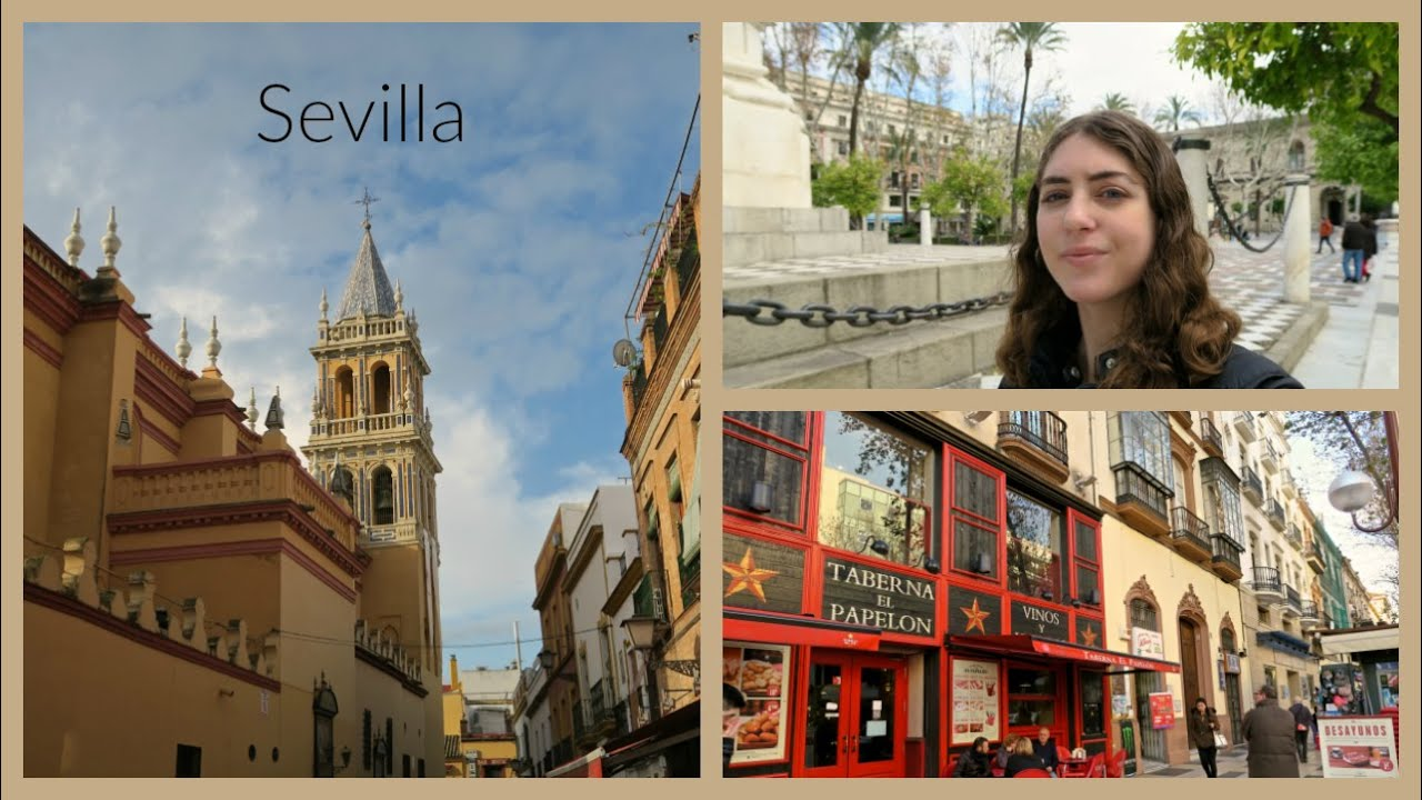 Got into Seville!