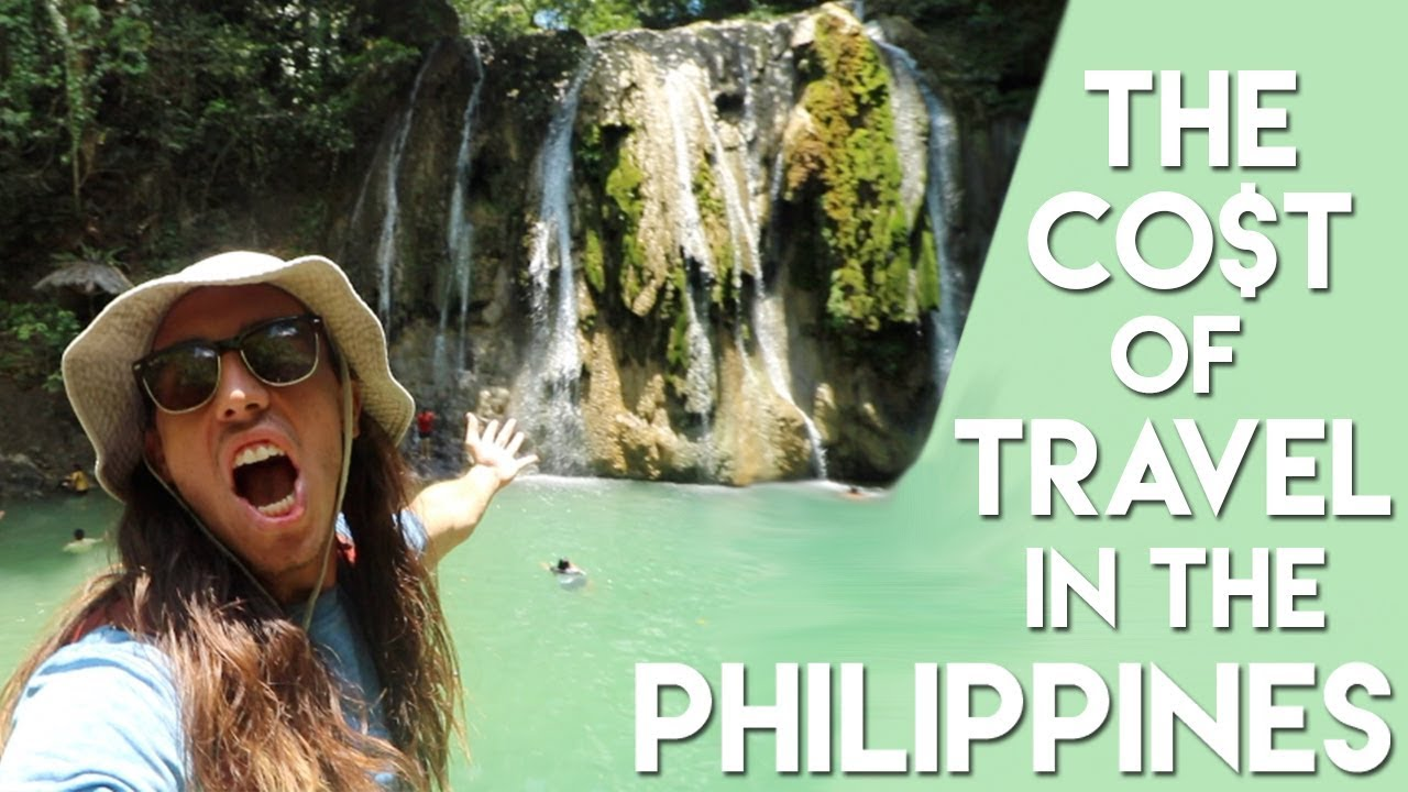 HOW MUCH DOES IT COST TO TRAVEL PHILIPPINES? 🇵🇭