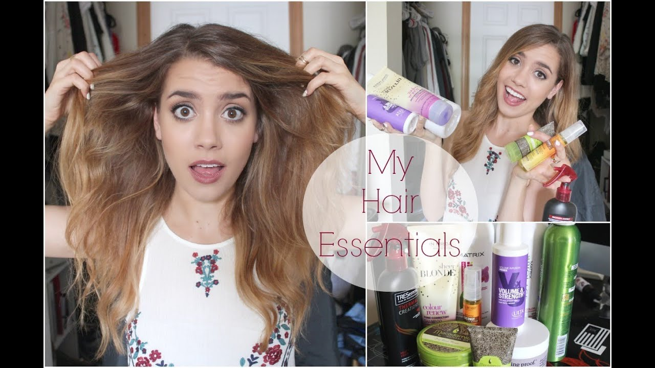 Hair Care Essentials | What Saved My Hair When Going Lighter!