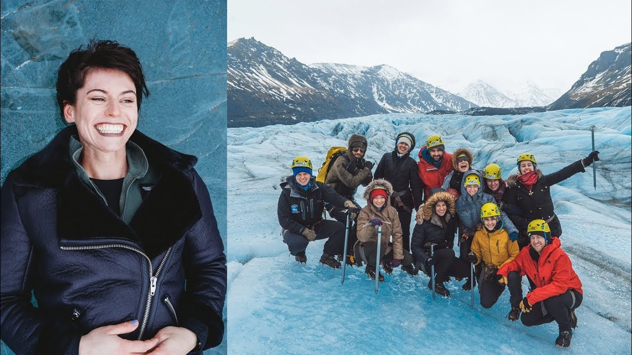 Here's how to create 12 new lifelong friends in ICELAND in just 6 days!