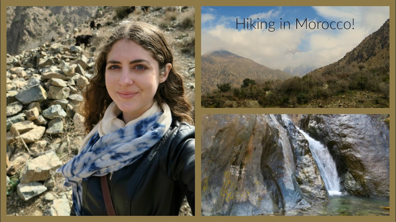 Hiking in the Atlas Mountains! – Ourika Valley