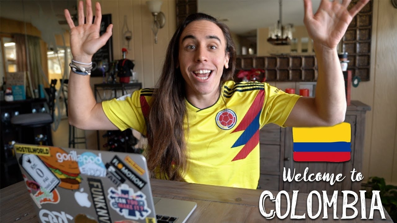 How I got PAID to travel to Colombia 🇨🇴
