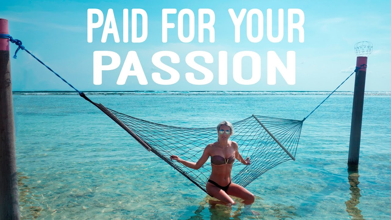 How to Turn your Passion into a Successful Business (Get Paid for Passion)