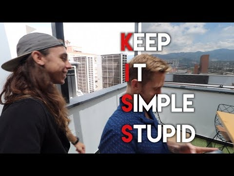 How to make a 1 Minute video in 1 Day – Medellín, Colombia ft. Sam Life Afar