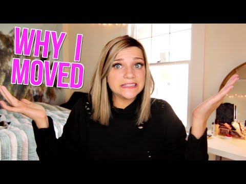 I MOVED OUT OF LOS ANGELES! & other updates