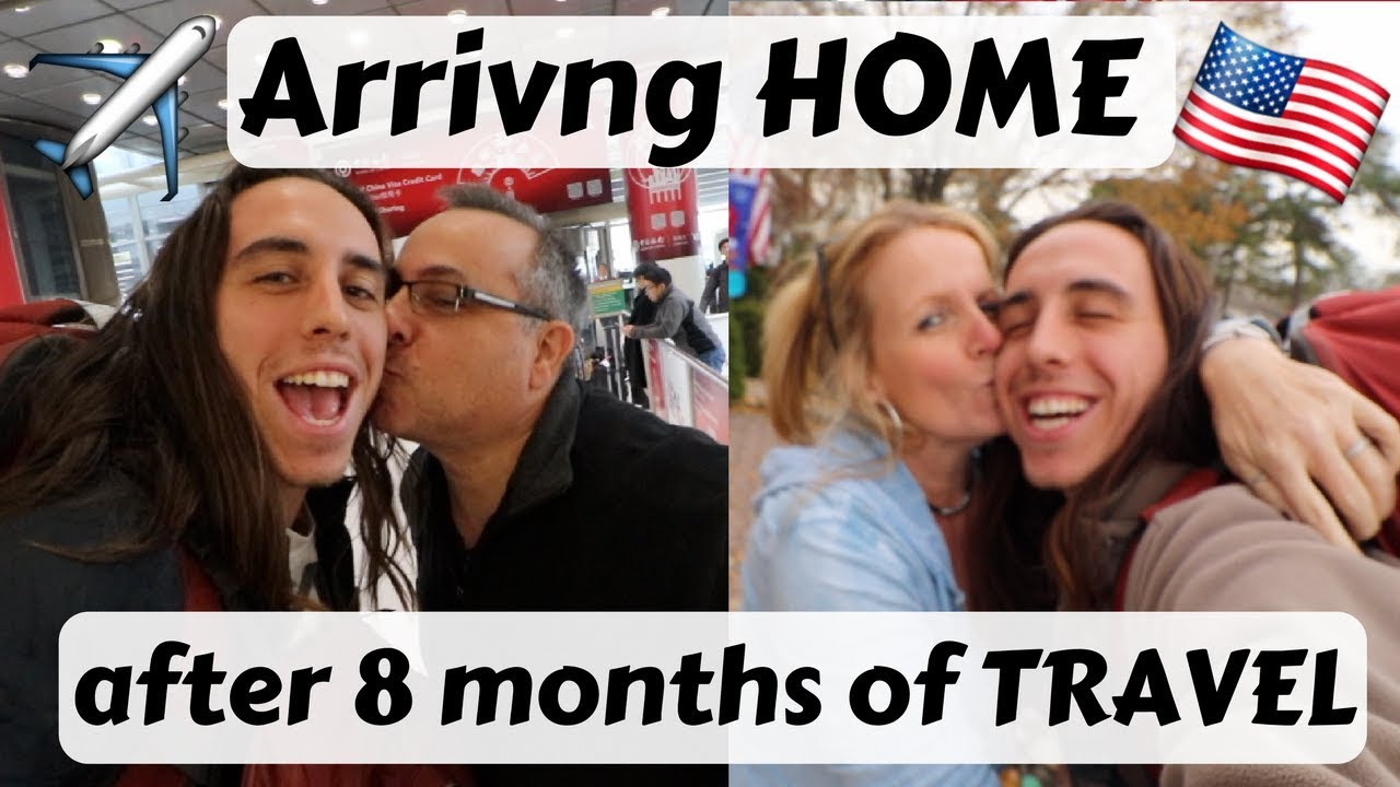 I'M GOING HOME! Bangkok to New York – 24 hours of travel