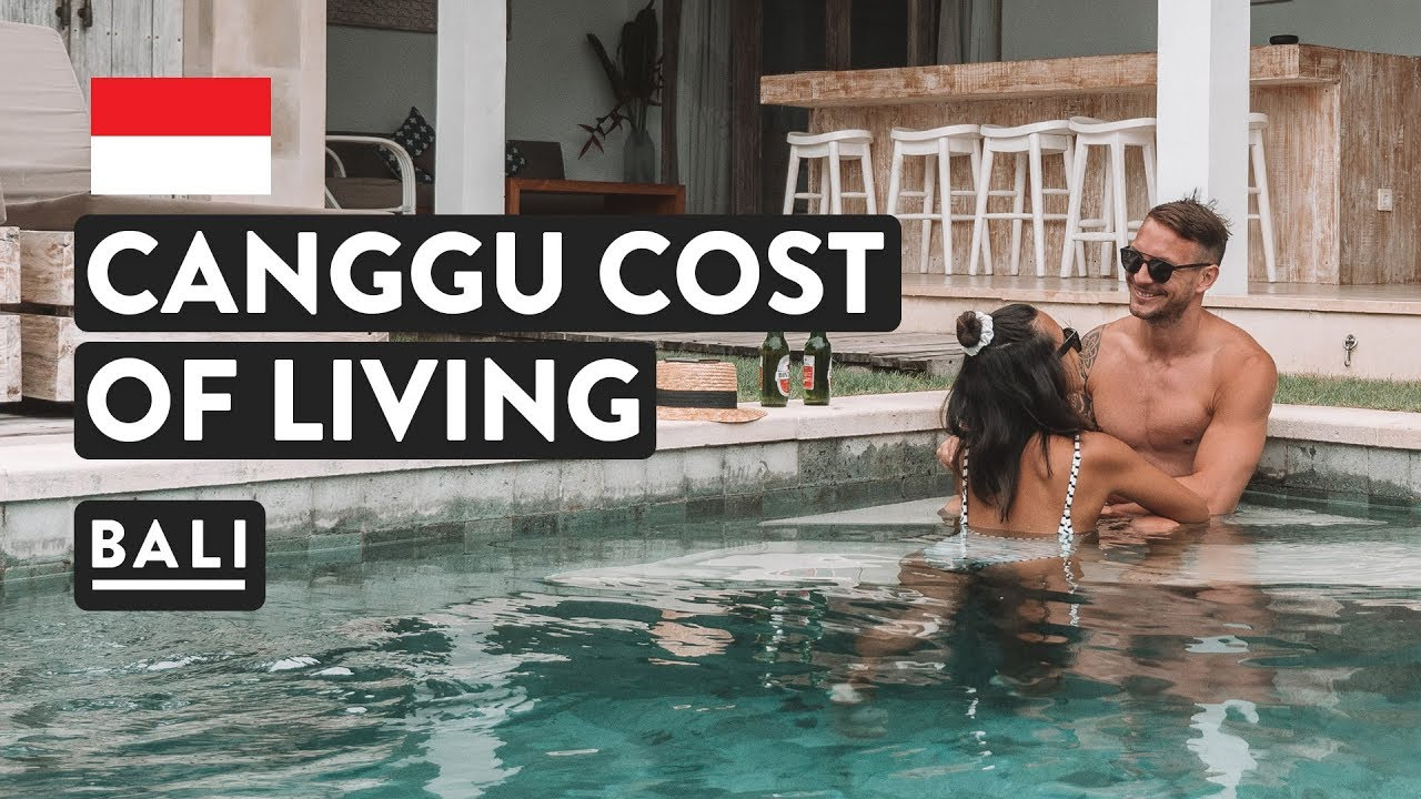 IS BALI CHEAP? Canggu Cost Of Living Monthly | Indonesia Digital Nomad