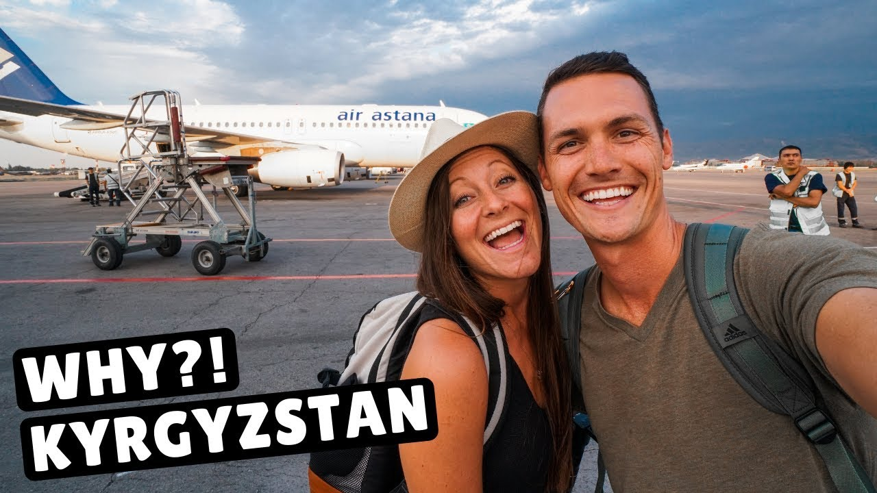 KAZAKHSTAN to KYRGYZSTAN (What have we gotten ourselves into?)