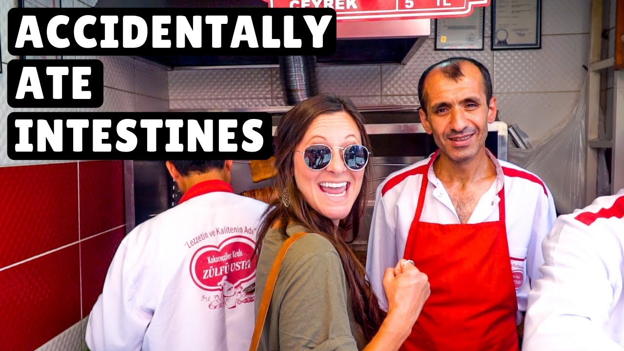 LOST IN ASIAN ISTANBUL | Turkish Street Food & Local Market