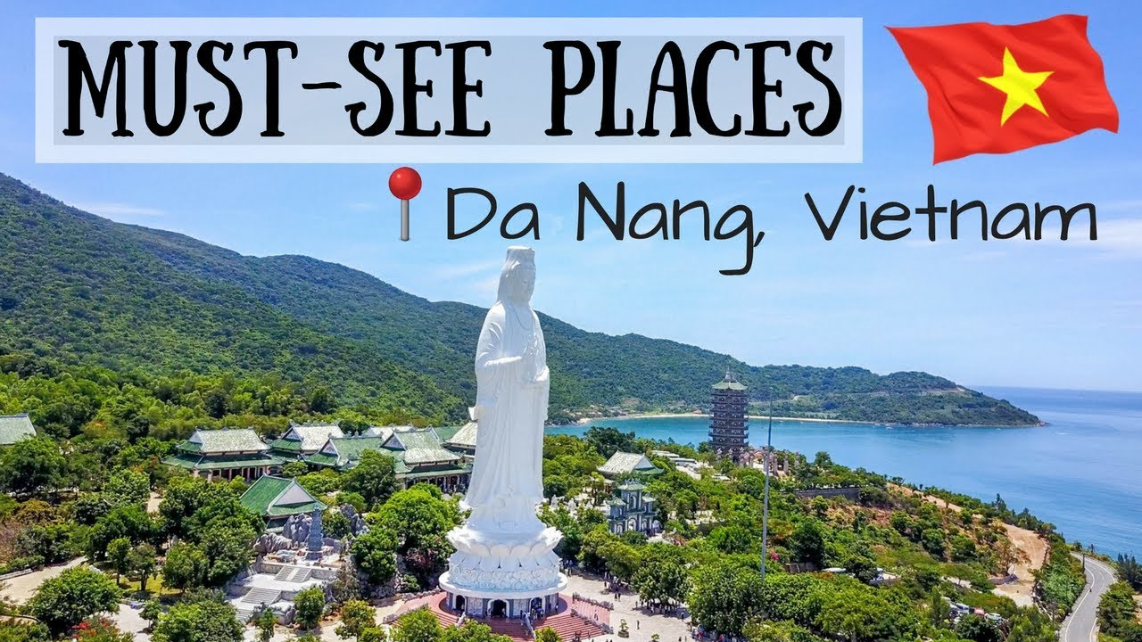 MUST SEE Places in Da Nang Vietnam | Travel Vlog Ep. 41