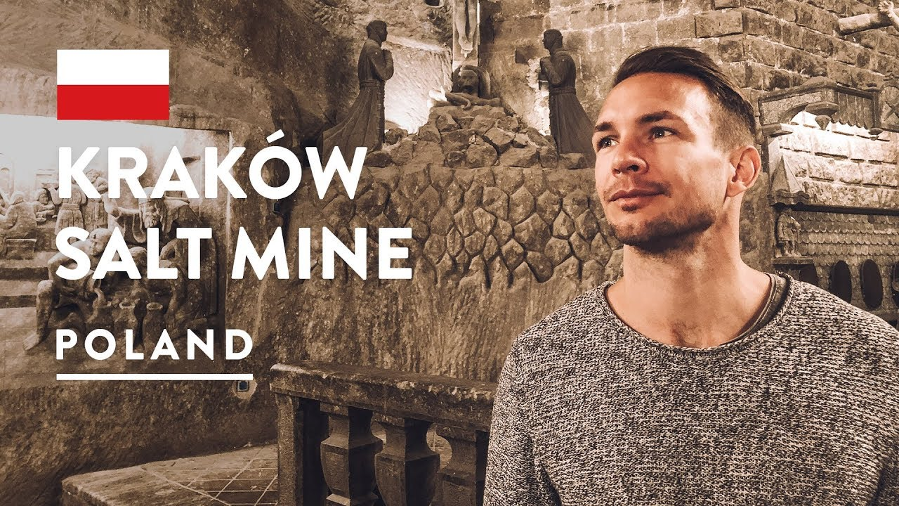 MUST VISIT! Krakow Salt Mines – Wieliczka Salt Mine Tour | Poland Travel Vlog 2018