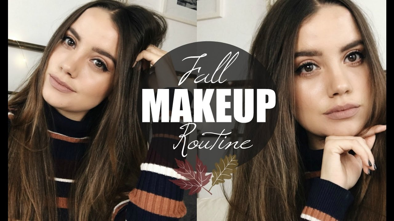 MY GO-TO FALL MAKEUP ROUTINE