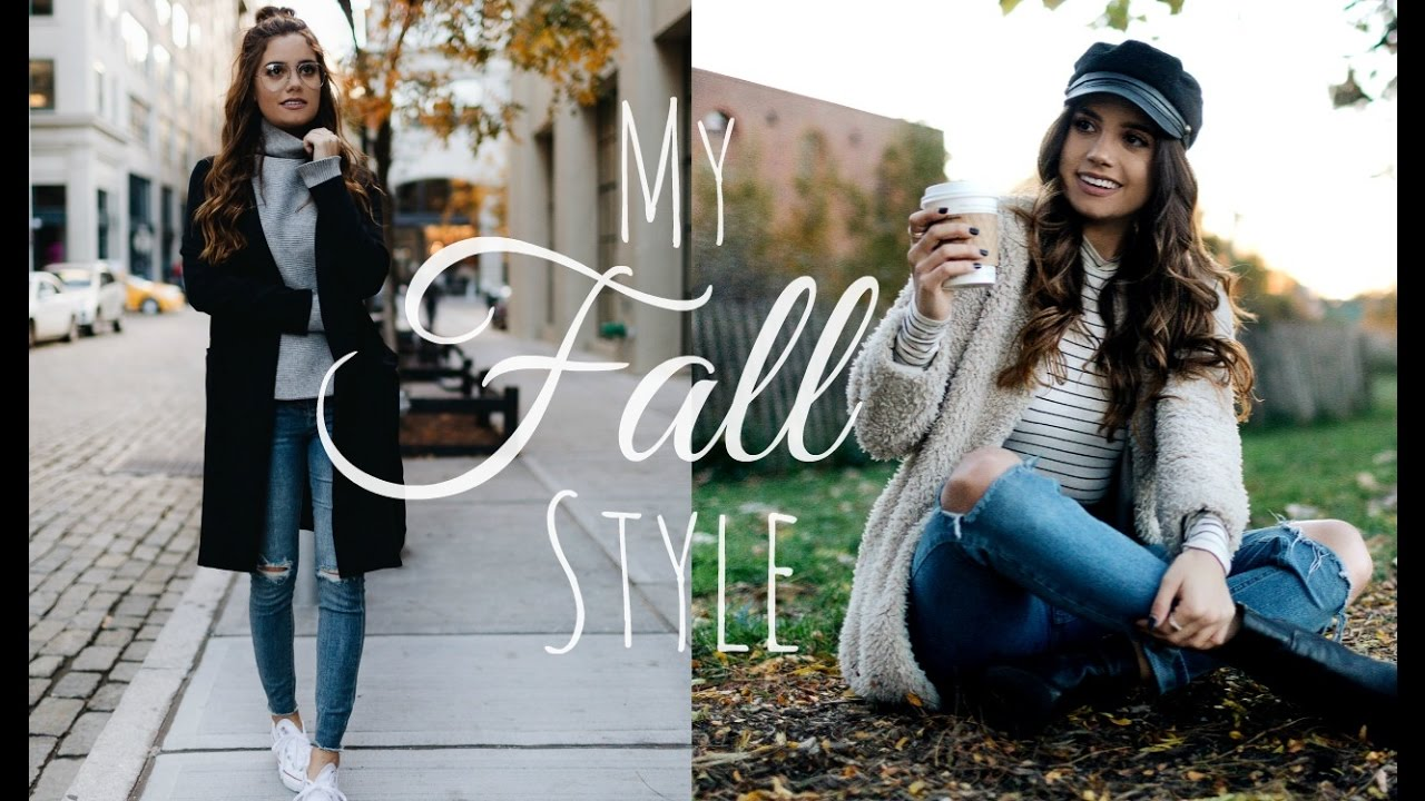 MY NYC FALL STYLE 2016