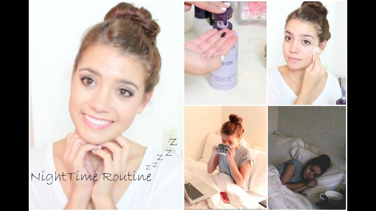My Night Time Beauty Routine! ♥