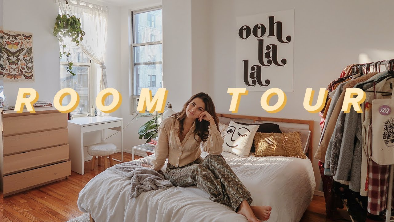 NYC Room Tour!