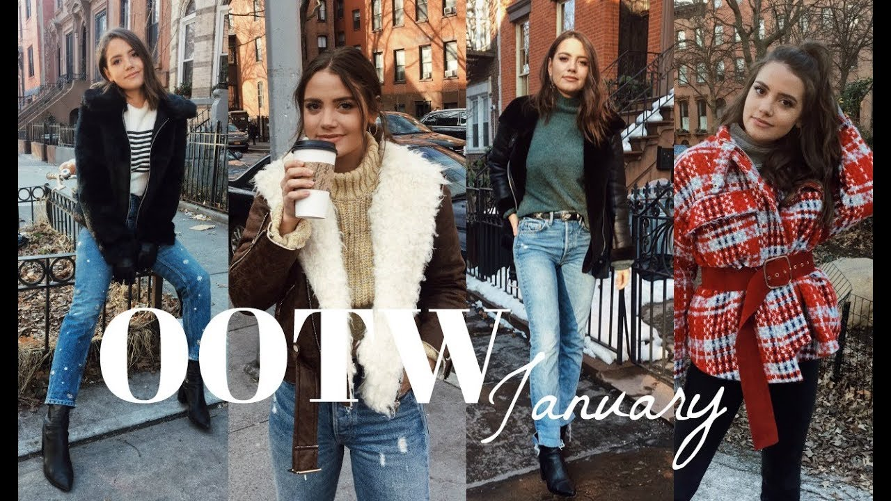 OOTW: January | 7 Everyday Outfit Ideas