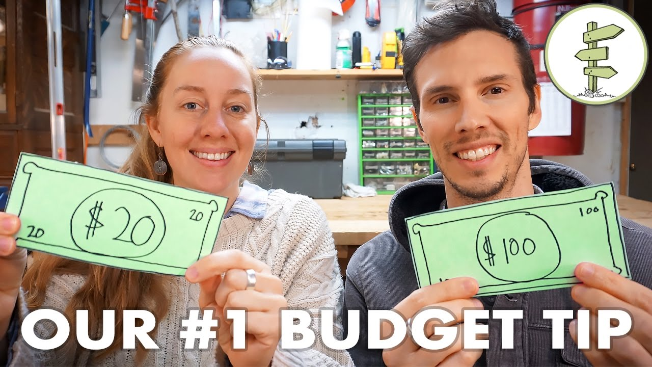 Our #1 Minimalist Budget Tip For Saving Money