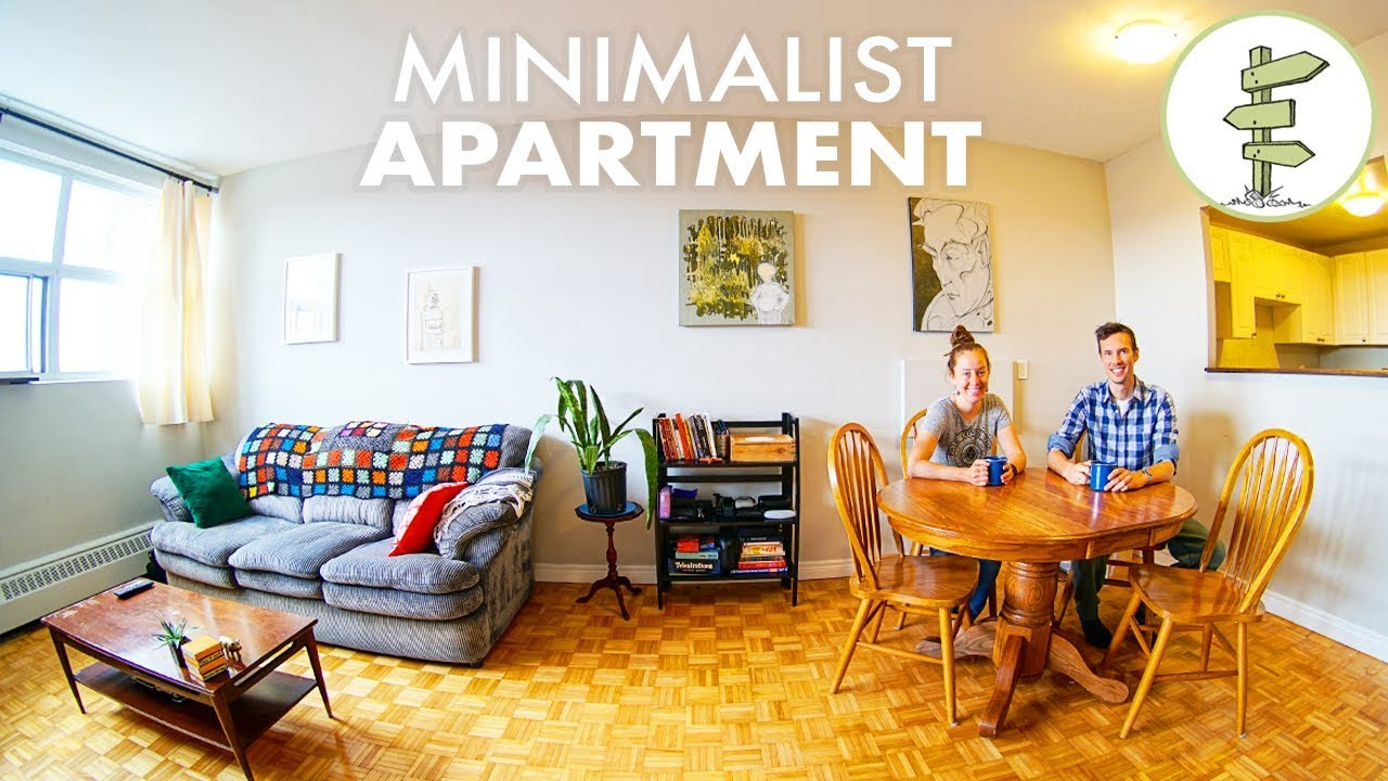 Our Minimalist Apartment Tour – Comfortable Minimalism