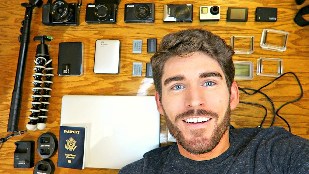 PACKING FOR TRAVEL!!