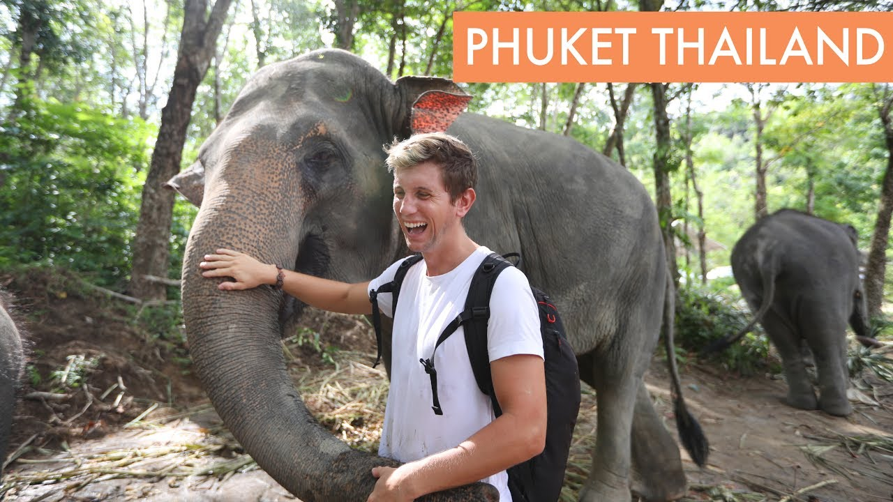 PHUKET THAILAND – All good things come to an end.