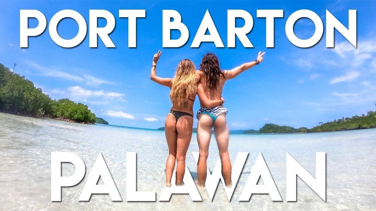 PORT BARTON Booty Tour… I mean BOAT TOUR – Philippines Travel Vlog Ep 8 – Pala ...