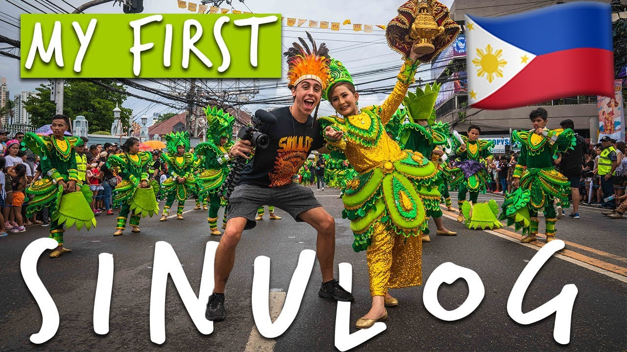 SINULOG 2019 – The Largest Festival in the Philippines (a brief history)