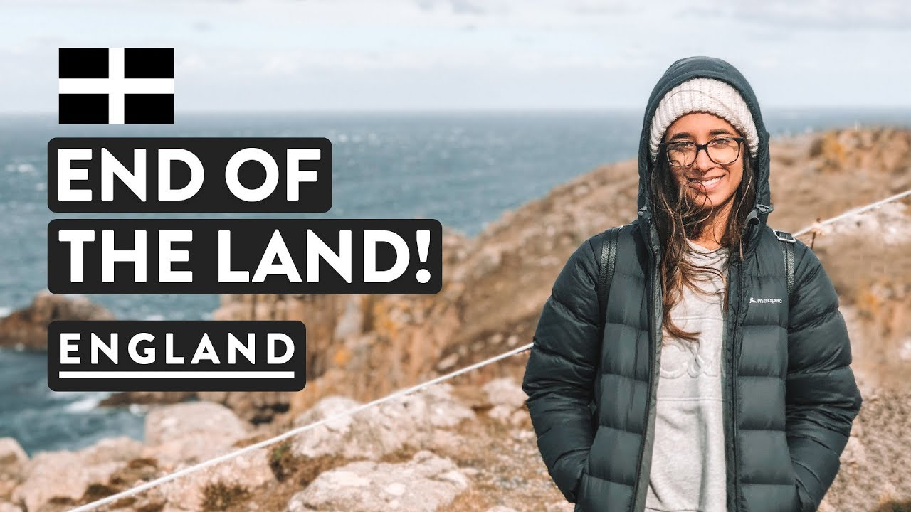 SO UNEXPECTED!! Best of Cornwall UK | Lands End & Minack Theatre | England Vlog