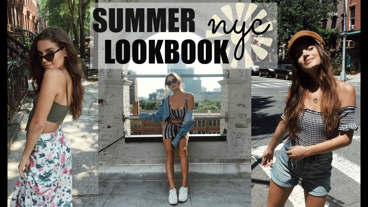 SUMMER LOOKBOOK | Everyday Outfit Ideas!