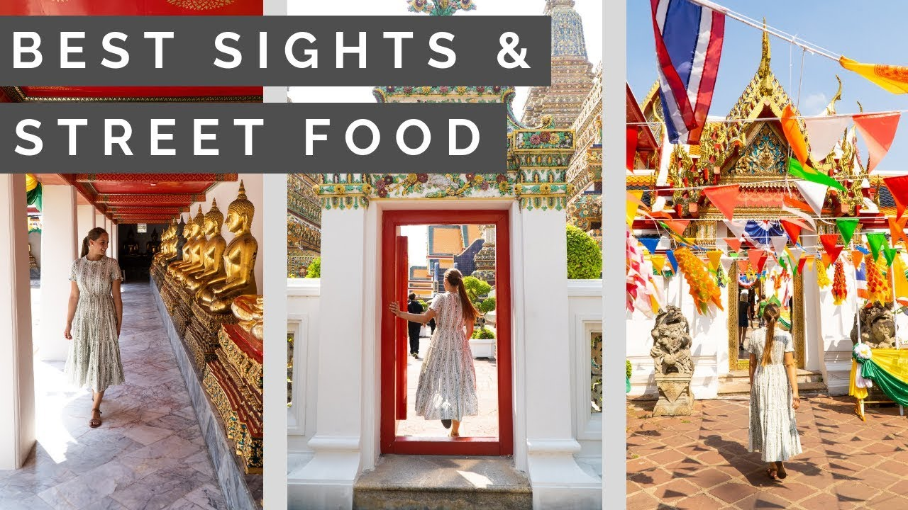 THE BEST 24 HOURS IN BANGKOK THAILAND